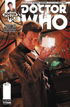 Image: Doctor Who: The Eleventh Doctor Year Two #15 (cover B - Photo) - Titan Comics