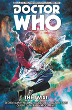 Image: Doctor Who: The Twelfth Doctor Vol. 05 - The Twist HC  - Titan Comics