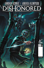 Image: Dishonored: The Wyrmwood Deceit #3 (cover A - Wahl)  [2016] - Titan Comics
