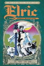 Image: Michael Moorcock Library - Elric Vol. 04: The Weird of the White Wolf HC  - Titan Comics