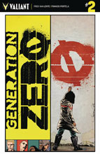 Image: Generation Zero #2 (cover A - Mooney)  [2016] - Valiant Entertainment LLC