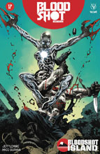 Image: Bloodshot Reborn #17 (cover A - Giorello) - Valiant Entertainment LLC