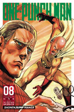 Image: One-Punch Man Vol. 08 SC  - Viz Media LLC