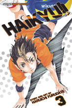 Image: Haikyu!! Vol. 03 GN  - Viz Media LLC