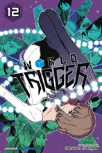 Image: World Trigger Vol. 12 SC  - Viz Media LLC