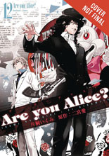 Image: Are You Alice Vol. 12 GN  - Yen Press