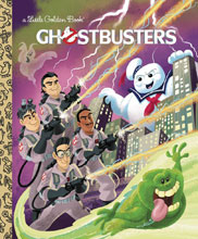 Image: Ghostbusters Little Golden Book  - Golden Books