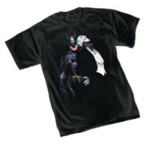 Image: Batman T-Shirt: Chokeout by Ross  (XL) - Graphitti Designs