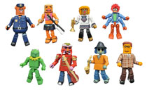 Image: Muppets Minimates Series 3 Assortment  - Diamond Select Toys LLC