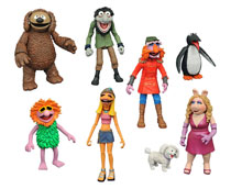 Image: Muppets Select Action Figure Series 3 Assortment  - Diamond Select Toys LLC