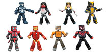 Image: Marvel Now Minimates Blind Mini-Box Counter Display  - Diamond Select Toys LLC