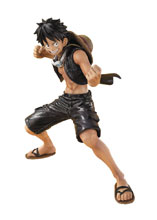 Image: Figuarts Zero One Piece Film Figure: Monkey-D-Luffy  (Gold Version) - Tamashii Nations