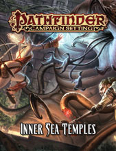 Image: Pathfinder Campaign Setting: Inner Sea Temples  - Paizo, Inc