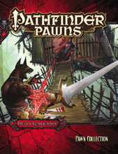 Image: Pathfinder Pawns: Hell's Vengeance Pawn Collection  - Paizo, Inc