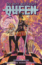 Image: Once and Future Queen SC  - Dark Horse Comics