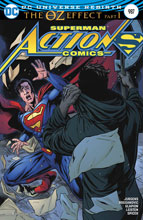 Image: Action Comics #987 (variant cover - Edwards)  [2017] - DC Comics