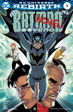 Image: Batman Beyond #12 - DC Comics