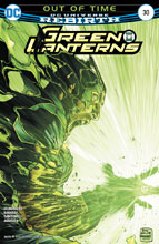Image: Green Lanterns #30 - DC Comics