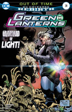 Image: Green Lanterns #31 - DC Comics