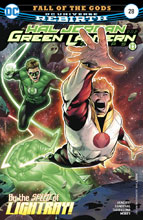 Image: Hal Jordan & the Green Lantern Corps #28 - DC Comics
