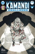 Image: Kamandi Challenge #9 (Eastman & Williams III variant cover) - DC Comics