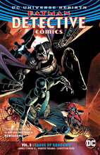 Image: Batman: Detective Comics Vol. 03: League of Shadows SC  - DC Comics