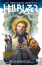 Image: Hellblazer Vol. 02: The Smokeless Fire  (Rebirth) SC - DC Comics