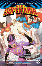 Image: New Super-Man Vol. 02: Coming to America  (Rebirth) SC - DC Comics