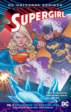 Image: Supergirl Vol. 02: Escape from the Phantom Zone  (Rebirth) SC - DC Comics