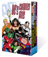 Image: DC's Greatest Hits Collector's Box Set SC  - DC Comics