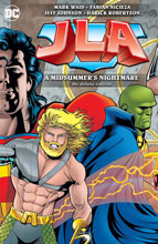 Image: JLA: A Midsummer's Nighmare - The Deluxe Edition HC  - DC Comics