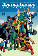 Image: Justice League: The Detroit Era Omnibus HC  - DC Comics