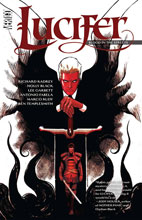 Image: Lucifer Vol. 03: Blood in the Streets SC  - DC Comics - Vertigo