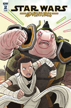 Image: Star Wars Adventures #2 (cover A - Charm)  [2017] - IDW Publishing