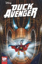 Image: Duck Avenger New Adventures Book 02 SC  - IDW Publishing