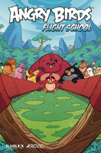 Image: Angry Birds: Flight School HC  - IDW Publishing