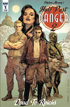 Image: Half Past Danger #1 (cover A - Mooney)  [2017] - IDW Publishing