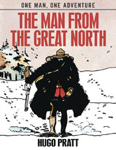 Image: Man from the Great North HC  - IDW Publishing