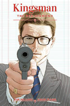 Image: Kingsman: The Red Diamond #1 (cover A - Quitely)  [2017] - Image Comics