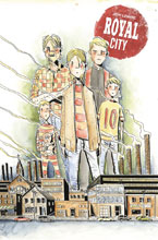 Image: Royal City Vol. 01: Next of Kin SC  - Image Comics