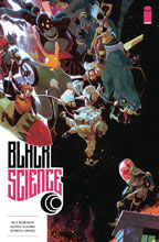 Image: Black Science #31 (cover A - Scalera & Dinisio) - Image Comics