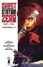Image: Ghost Station Zero #2 (cover A - Chankhamma)  [2017] - Image Comics