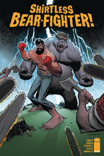 Image: Shirtless Bear-Fighter #4 (cover A - Robinson)  [2017] - Image Comics