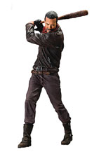 Image: Walking Dead TV Negan 10-inch Deluxe Action Figure Case  - Tmp Toys / Mcfarlane's Toys