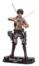 Image: Attack on Titan Eren Jaeger Action Figure Case  - Tmp Toys / Mcfarlane's Toys