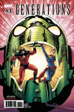Image: Generations: Captain Marvel & Captain Mar-Vell #1 (Schoonover variant cover) - Marvel Comics