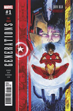 Image: Generations: Iron Man & Ironheart #1 (variant cover - Rudy) - Marvel Comics