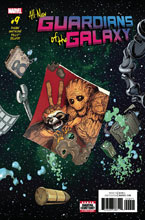 Image: All-New Guardians of the Galaxy #9 - Marvel Comics