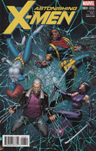 Image: Astonishing X-Men #3 (Keown variant cover - 00351) - Marvel Comics