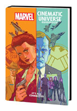 Image: Marvel Cinematic Universe Guidebook: It's All Connected HC  - Marvel Comics